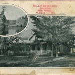 Dells of the Wisconsin, Sugar Bowl and Hotel Crandall, Kilbourn,