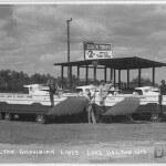 Lake Delton Amphibian Lines - Lake Delton, Wis.