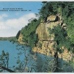 Black Hawk's Head, Picturesque Wisconsin Dells -49