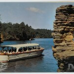 At Chimney Rock - Upper Dells - Wisconsin Dells, Wisconsin