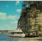 Clipper Winnebago, at the Palisades - Wisconsin Dells, Wisconsin