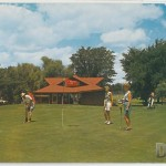 Dell View Hotel - Lake Delton, Wicsonsin - The new Golf Club Hou