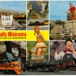 The Dells MInirama - Wisconsin Dells, Wisconsin (front)