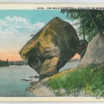 The Devil's Football, Dells of the Wisconsin River - 3730