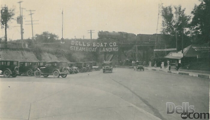 Vintage Wisconsin Dells – Street Scenes