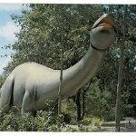 Enchanted Forest & Prehistoric Land - Brontosaurus