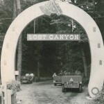 The Entrance to Lost Canyon