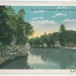 The Foot of the Narrows, Dells of the Wisconsin River