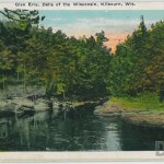 Glen Erie, Dells of the Wisconsin, Kilbourn, Wis.