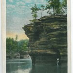 Grotto Rock, Dells of the Wisconsin River -3636