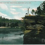 Hawk's Bill, Dells of the Wisconsin, Kilbourn City, Wis. -6743
