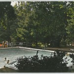 Completely Filtered Heated Outdoor Pool - Dell View Hotel - Lake