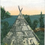 Indian Tepee - M48