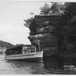 The Josephine at Hawk's Bill - Lower Dells, Wis.