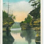 Lone Rock Channel, Dells of the Wisconsin River