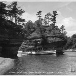 Josephine at Sugar Bowl and Grotto Rock - Lower Dells