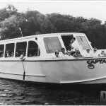 A Boat Tour on the Captain - Lower Dells