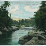 The Narrows, Dells of the Wisconsin, Kilbourn City, Wis. -6745