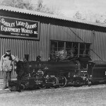 """Norm Sandley"" Riverside & Great Northern Railroad"