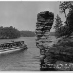 'The North Star' at Chimney Rock - Wisconsin Dells, Wis.