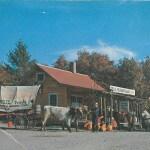Dells Pioneer Village. Wisconsin Dells.