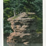 Rattlesnake Rock Dells of the Wisconsin River 55