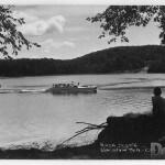 River Scene  - Wisconsin Dells, Wis.