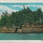 Steamboat Rock, Dells of the Wisconsin River -58