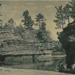The Sugar Bowl. Dells of the Wisconsin
