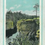 The Dells of Wisconsin. Wis.