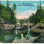 The Narrows - Dells of the Wisconsin