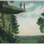 Visor Ledge, Dells of the Wisconsin River