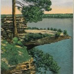 Visor Ledge, Picturesque Wisconsin River - 73