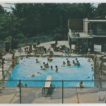 Swimming Pool at Camp Waubeek - Easter Seal Camp for the physica