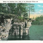 Where the Swallows Live, Dells of the Wisconsin River