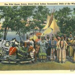The Wild Goose Dance, Stand Rock Indian Ceremonial Dells of the