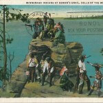 Winnebago Indians at Demon's Anvil, Dells of The Wisconsin River