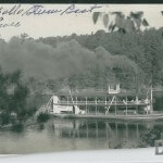 Old Apollo Steam Boat on the Wisconsin River
