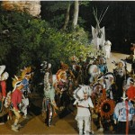 War Dance of the Winnebago